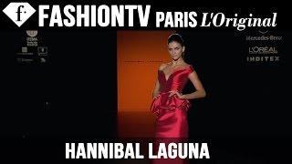 Hannibal Laguna Spring/Summer 2015 | Mercedes-Benz Fashion Week Madrid | FashionTV