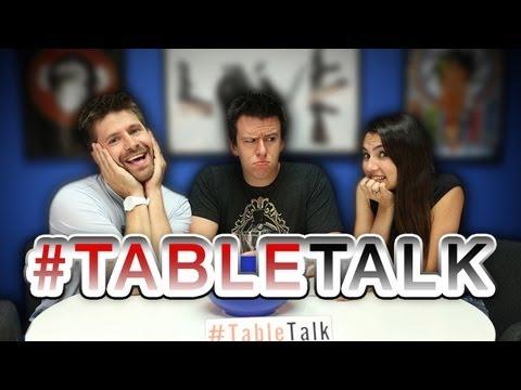 Zac Efron and Celebrity! #TableTalk