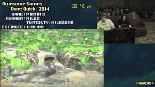 download lagu Pikmin 3 :: Speed Run 0:58:54 By Miles Wii gratis