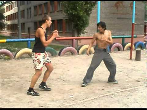 Win Chun in the concept Jeet Kune Do - Krutko Gennady Image 1