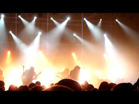 Xnoizz Flevo Festival 2011 - Brian 'Head' Welch - (live at De Notenkraker stage)