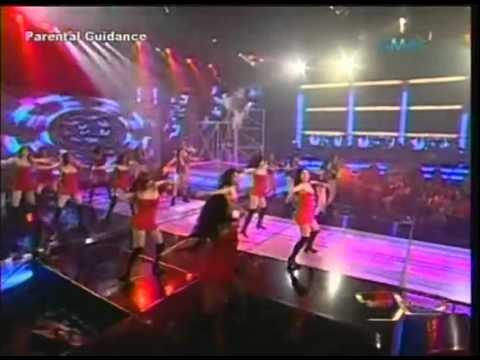 Sexbomb Girls Vs. EB Babes | Party Pilipinas Mash-Up 1/6/11