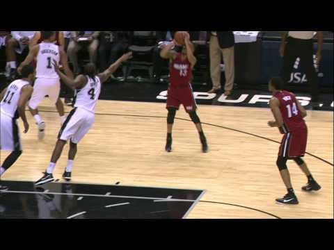 Shabazz Napier Puts in Work vs. Spurs