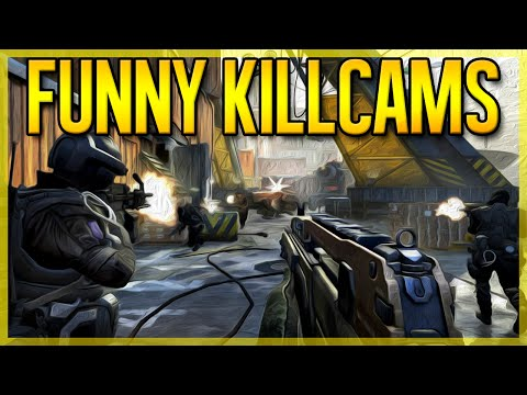 Black Ops 2 - Funny Killcams! (RCXD, Combat Axe Across Map, Care Package Kill!)