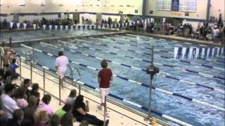 Section 5 Class D 100 Backstroke 2012