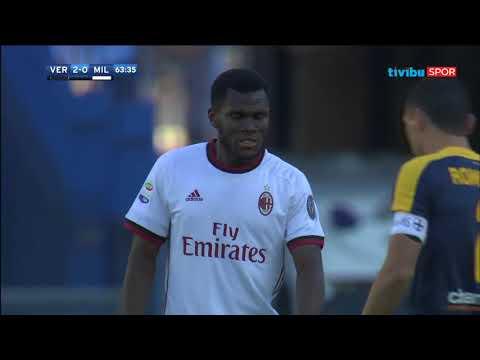 Serie A 17. Hafta | Verona 3-0 Milan Maç Özeti
