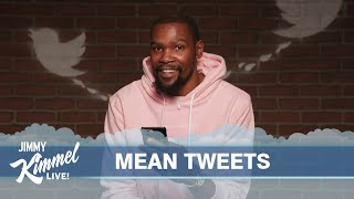Mean Tweets – NBA Edition 2019