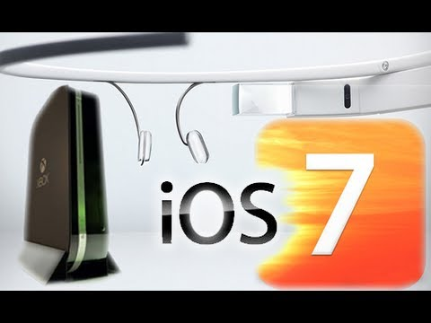 iOS 7, 6.1.4 Jailbreak Update, WWDC 2013, Google Glass The New Xbox Infinity/720 & More