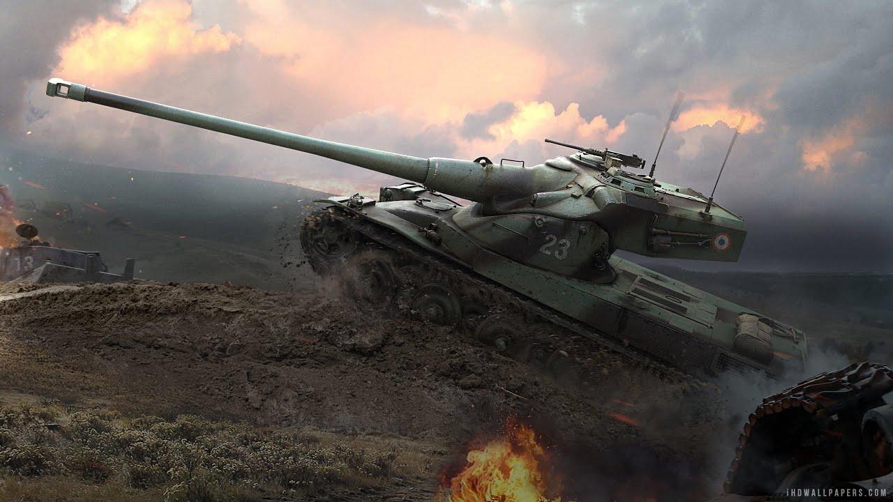 скачать живые обои на рабочий стол танки world of tanks № 20221 загрузить