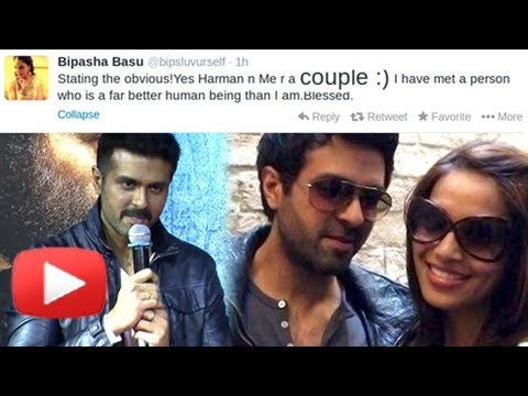 Harman Baweja Reacts To Bipasha Basu's Tweet