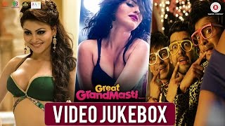 Great Grand Masti - Full Movie Video Jukebox | Riteish Deshmukh, Vivek Oberoi, Aftab S & Urvashi R