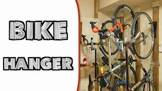 超簡単にできる「格安ロードバイクスタンド」の作り方 how to make a Bike hanger