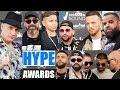 HYPE AWARDS | Sido, KMN, Bogy, King Khalil, Ali, Jalil, Lil Shrimp, BSH, Namika, Marvin Game, Bozza