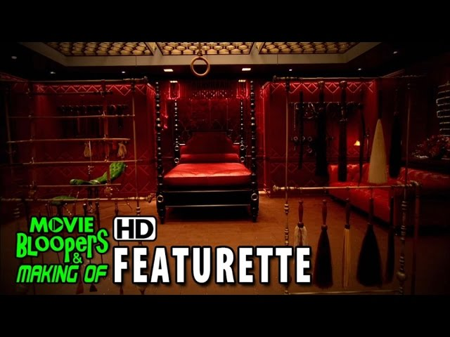 Fifty Shades of Grey (2015) Featurette - The Red Room