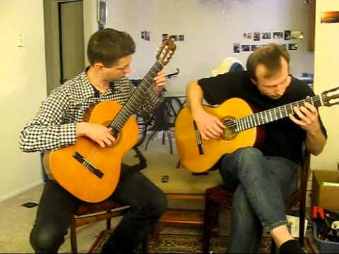 Toy for Two Lutes - Thomas Robinson (Two Guitars)