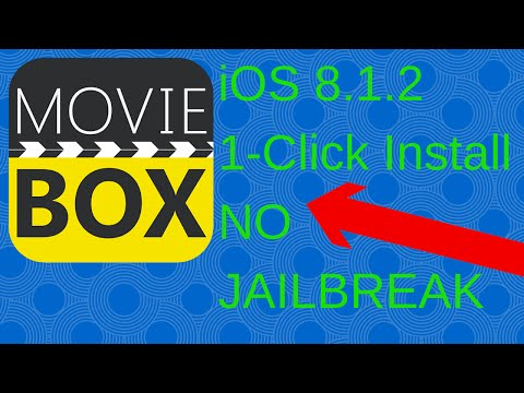 Download Movie Box - Install with Jailbreak