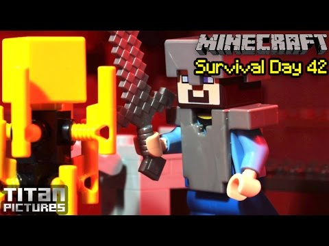 Lego Minecraft Survival 42
