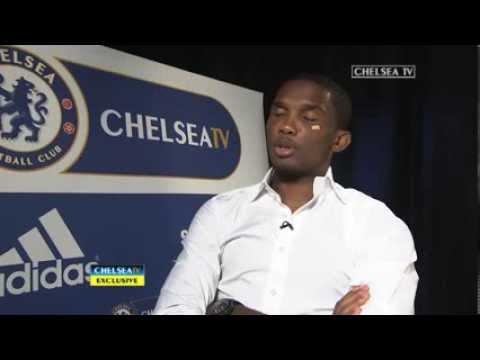 EXCLUSIVE: Samuel Eto'o ''I Chose Chelsea because of José Mourinho''
