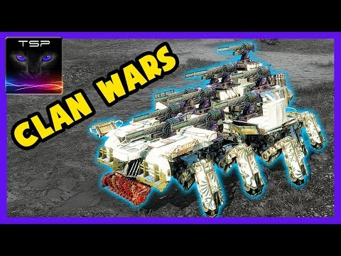 Crossout #275 ► Leviathan CLAN WARS ¦ Highlights