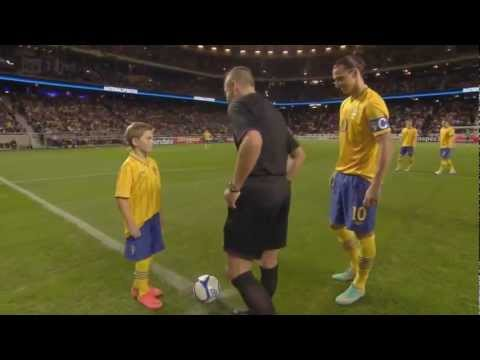 Zlatan Ibrahimovic vs England Home 12-13 HD 720p