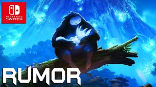 Ori and the Blind Forest | Rumor | Upcoming Nintendo Switch