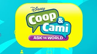 Coop & Cami Ask the World Teaser | Disney Channel