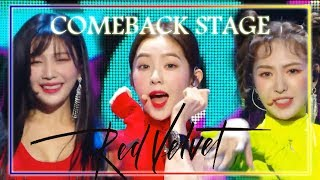 Comeback Stage Red Velvet Rbb Really Bad Boy 레드벨벳 Rbb Really Bad Boy