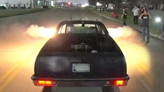 Street Outlaws Kamikaze BUSTED!