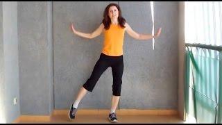 CARDIO PARA ADELGAZAR SUPER RAPIDO - Fat Burning Cardio Workout  at Home