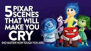 Pixar's 5 Saddest Moments | Finding Nemo, Up, Wall-E, Toy Story 2 And Monsters Inc.