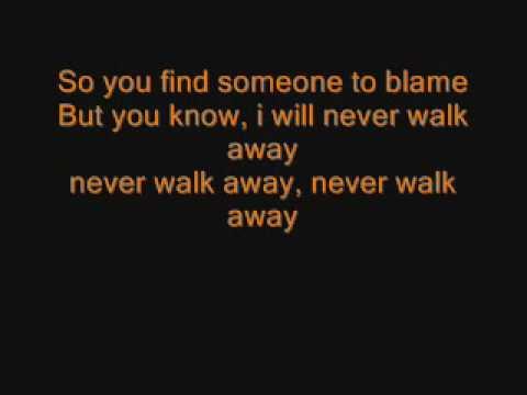 Breaking Point - Never Walk Away