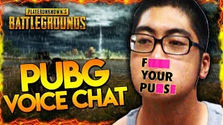 PUBG: Funny Voice Chat Moments ep.4