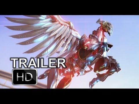 Caballeros del Zodiaco - Leyenda del Santuario Trailer 7 Athena saori