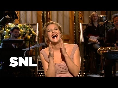 Drew Barrymore Monologue: Barrymore Dynasty - Saturday Night Live