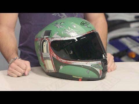 HJC RPHA 11 Pro Boba Fett Helmet Review at RevZilla.com