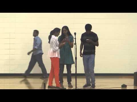 Isa Freshers 2014 | Pudhu Vellai Mazhai paruvam Vaanaga - Roja Song - Bi-lingual video