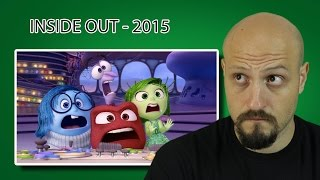 INSIDE OUT, PIXAR FA CENTRO! + I REC YOU