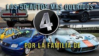 Los 50 Autos Mas Queridos Por CarsLatino (Parte 4) *CarsLatino*