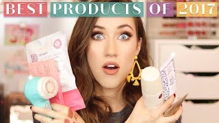 BEST OF BEAUTY 2017 | Makeup, Skin & Hair Care | ALLIE GLINES