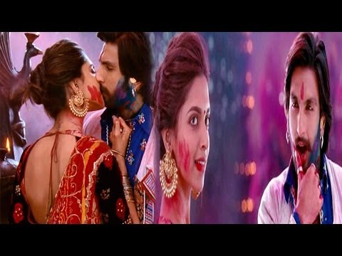 Lahu Munh Lag Gaya Song Review - Ram leela ft  Deepika Padukone...