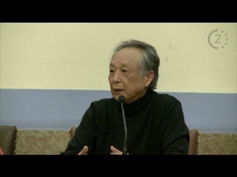 Conversation avec Gao Xingjian, prix Nobel de littérature 2000
