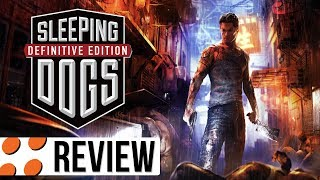 Sleeping Dogs: Definitive Edition for PC Video Review