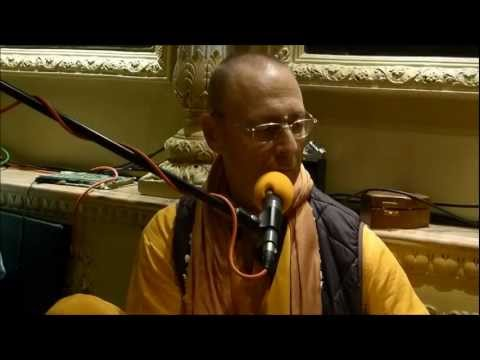 Bhajans by HH Sivarama Swami, ISKCON London, 2012 01 14 Music Videos