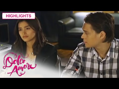 Dolce Amore: Serena cries over a song