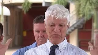 Australian politician Bob Katter on the current same-sex marriage debate in Parliament