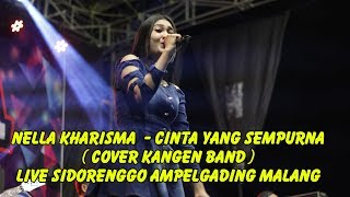 Download Lagu Nella Kharisma  tampil super CANTIK - Cinta Yang Sempurna ( Cover Kangen Band ) Gratis STAFABAND