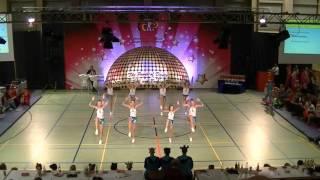 Shock Rockers - Schwäbische Meisterschaft 2015
