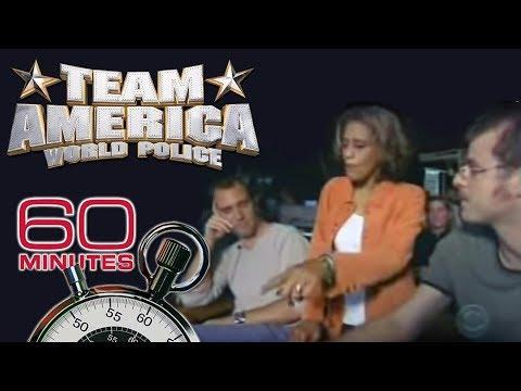 Team America: World Police -  60 Minutes - Trey Parker & Matt Stone 2004