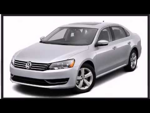2013 Volkswagen Passat Video