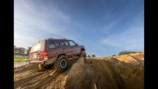 Rough Country Suspension Jeep Cherokee XJ 4.5\